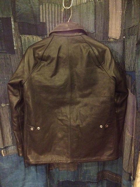 別注のレザージャケット。_d0121303_19495941.jpg