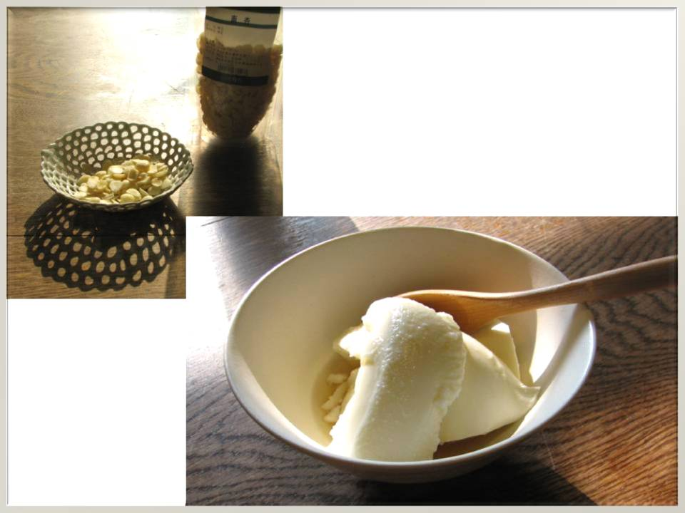 豆腐 本格 杏仁 作り方