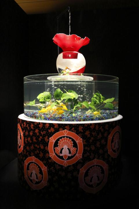 アートアクアリウム展 ~名古屋・金魚の雅~_f0253927_21252094.jpg
