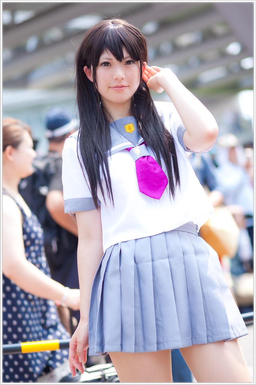 コスプレ写真速報 夏コミ【C84】2日目 庭園広場_b0073141_215579.jpg