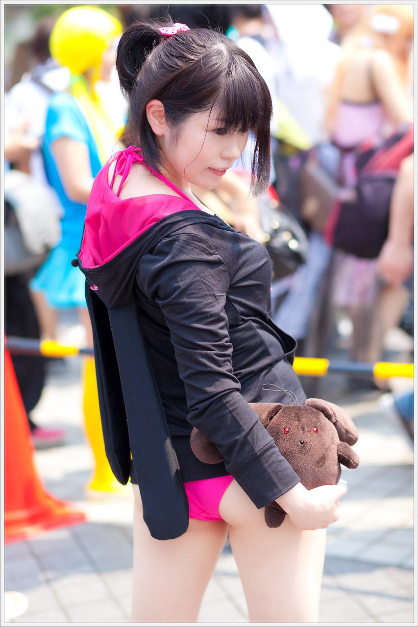 コスプレ写真速報 夏コミ【C84】2日目 庭園広場_b0073141_2163272.jpg