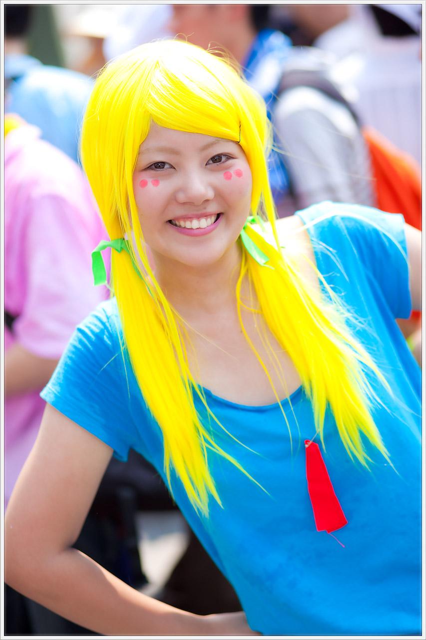 コスプレ写真速報 夏コミ【C84】2日目 庭園広場_b0073141_2171569.jpg
