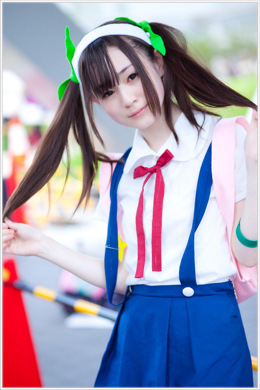 コスプレ写真速報 夏コミ【C84】2日目 庭園広場_b0073141_2212285.jpg