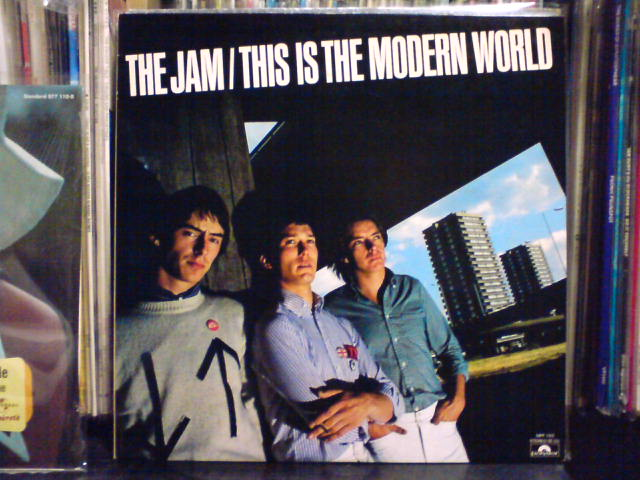 This Is The Modern World / The Jam_c0104445_23462466.jpg