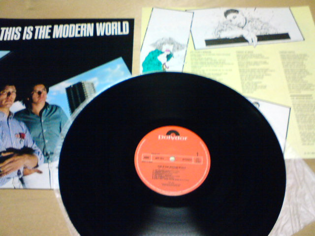 This Is The Modern World / The Jam_c0104445_23473611.jpg