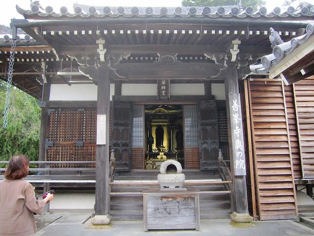 西山宮門跡『善峰寺』は日本一の松(天然記念物)_e0237645_9102473.jpg