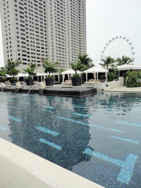 大好き♪シンガポール旅行 その12 プールサイドで読書♪_f0054260_15595476.jpg