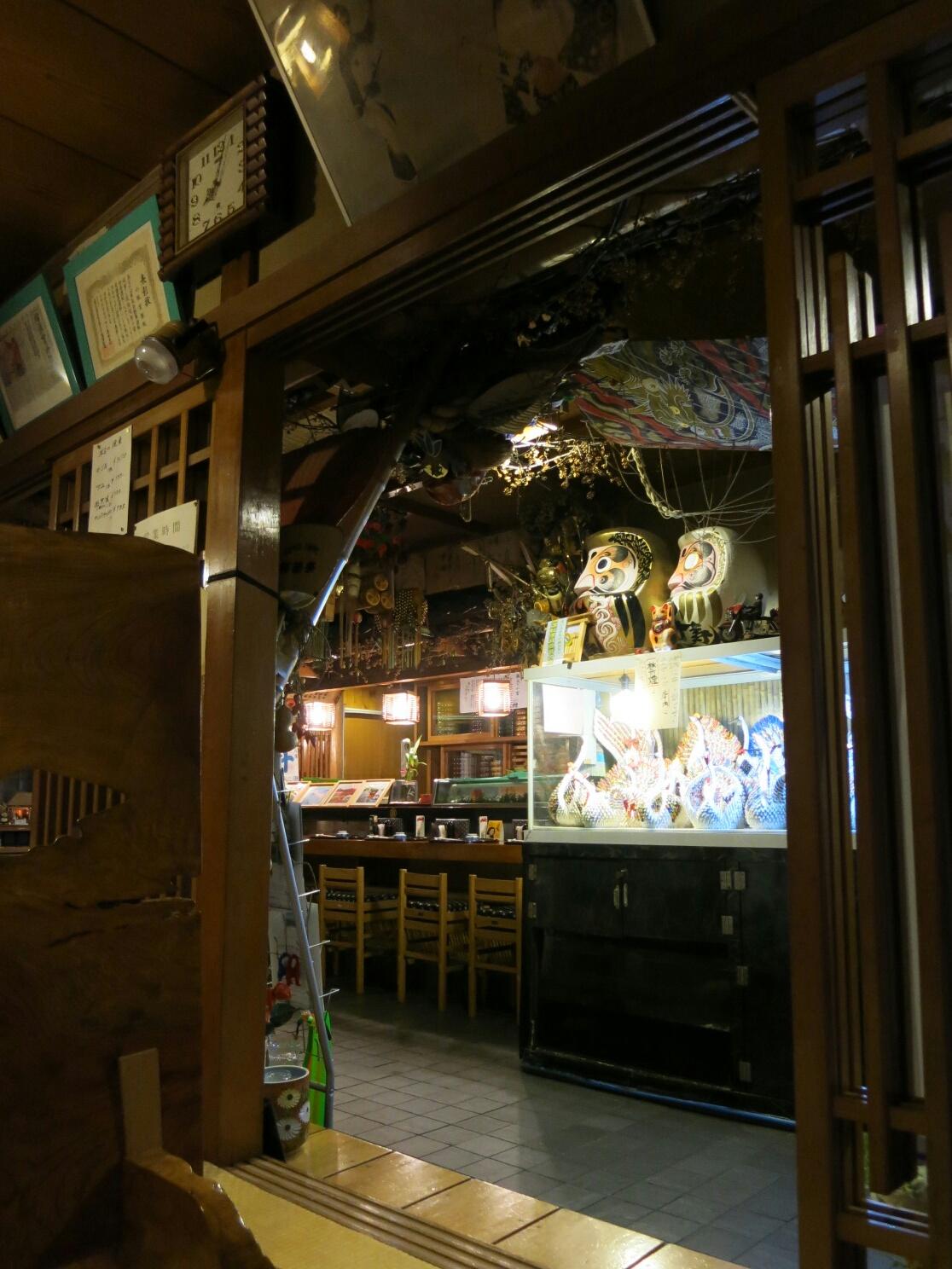 昔ながらのお寿司屋さん★丸勝寿司_f0236260_12153720.jpg