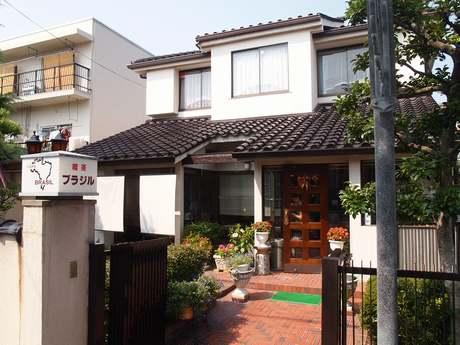ガーデンカフェブラジル (GARDEN CAFE BRASIL)  甲子園五番町_d0083265_15195044.jpg
