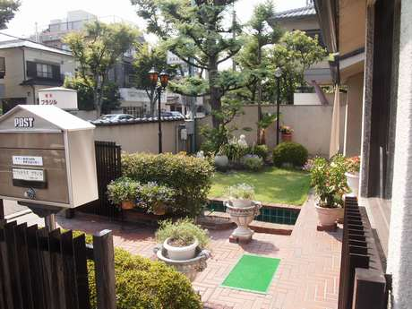 ガーデンカフェブラジル (GARDEN CAFE BRASIL)  甲子園五番町_d0083265_15271262.jpg
