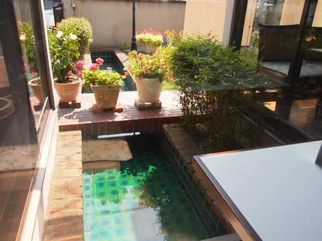 ガーデンカフェブラジル (GARDEN CAFE BRASIL)  甲子園五番町_d0083265_15313516.jpg