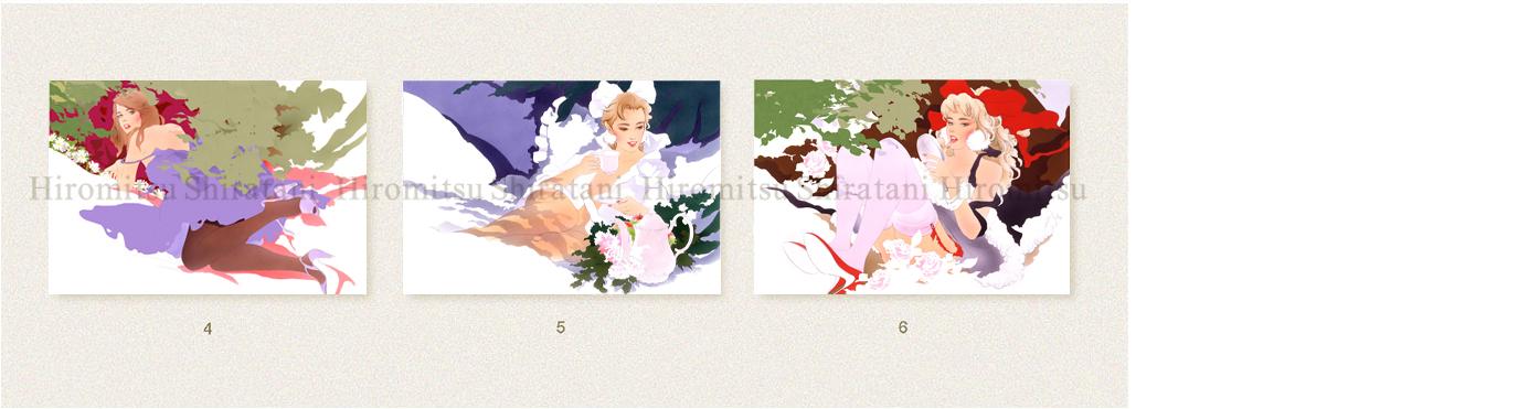 Postcard・Hiro  1枚 ¥220(税込)_d0130688_16483288.jpg