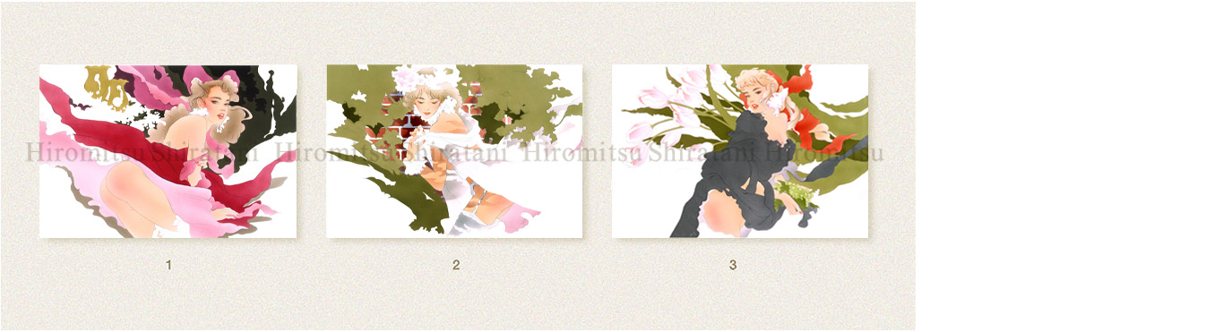 Postcard・Hiro  1枚 ¥220(税込)_d0130688_16491652.jpg