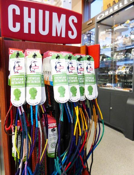 CHUMS(チャムス)2013年新作メガネストラップHAND WOUND(ハンド ワウンド)入荷!_c0003493_12171445.jpg