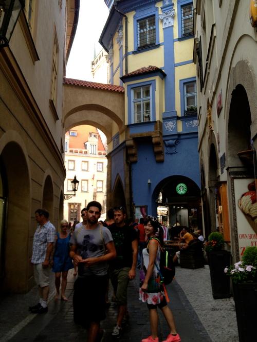 Czech 1 プラハの旧市街_a0229904_1637466.jpg