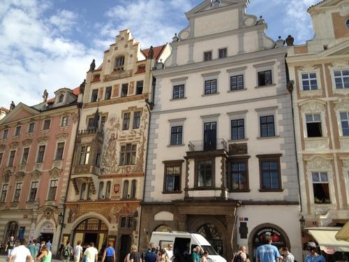 Czech 1 プラハの旧市街_a0229904_18471557.jpg
