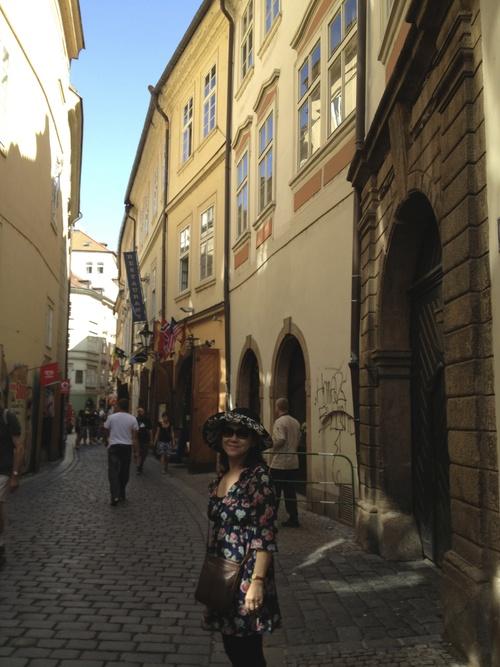 Czech 1 プラハの旧市街_a0229904_21333135.jpg