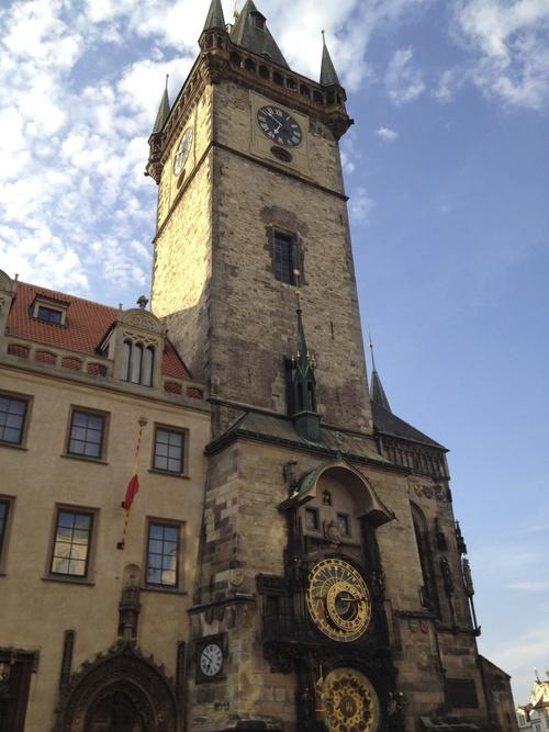 Czech 1 プラハの旧市街_a0229904_21393100.jpg