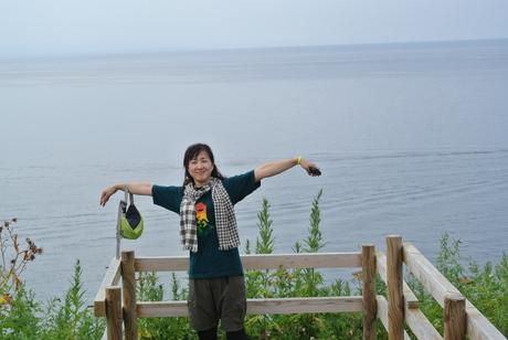 2013年8月9日から11日、知床の山に遊ぶ_c0242406_1843147.jpg