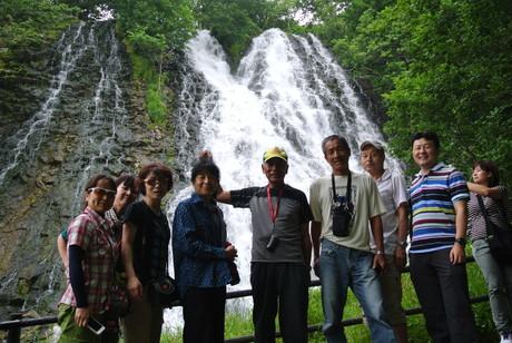 2013年8月9日から11日、知床の山に遊ぶ_c0242406_1846699.jpg