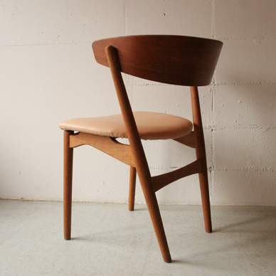 「Dinign Chair(Teak&Oak)」_c0211307_12572110.jpg