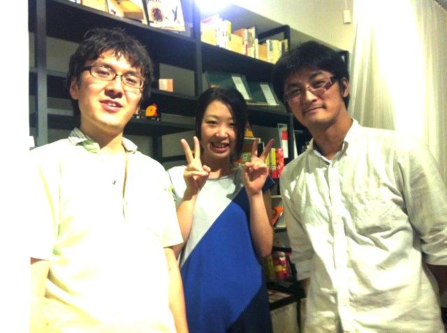 修了生が主催するイベント「ファシリテーター7つ道具セミナー@文房具カフェ」に参加してきました!_a0197628_16254610.jpg