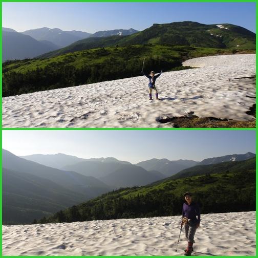 夏山遠征~折立へ下山、そして移動_e0164643_15411317.jpg