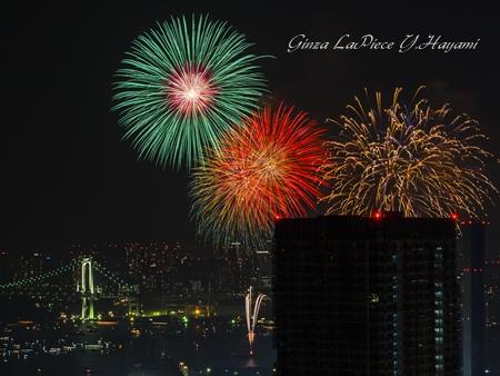 東京の風景 東京湾大華火祭 2013 其の3_b0133053_1473139.jpg