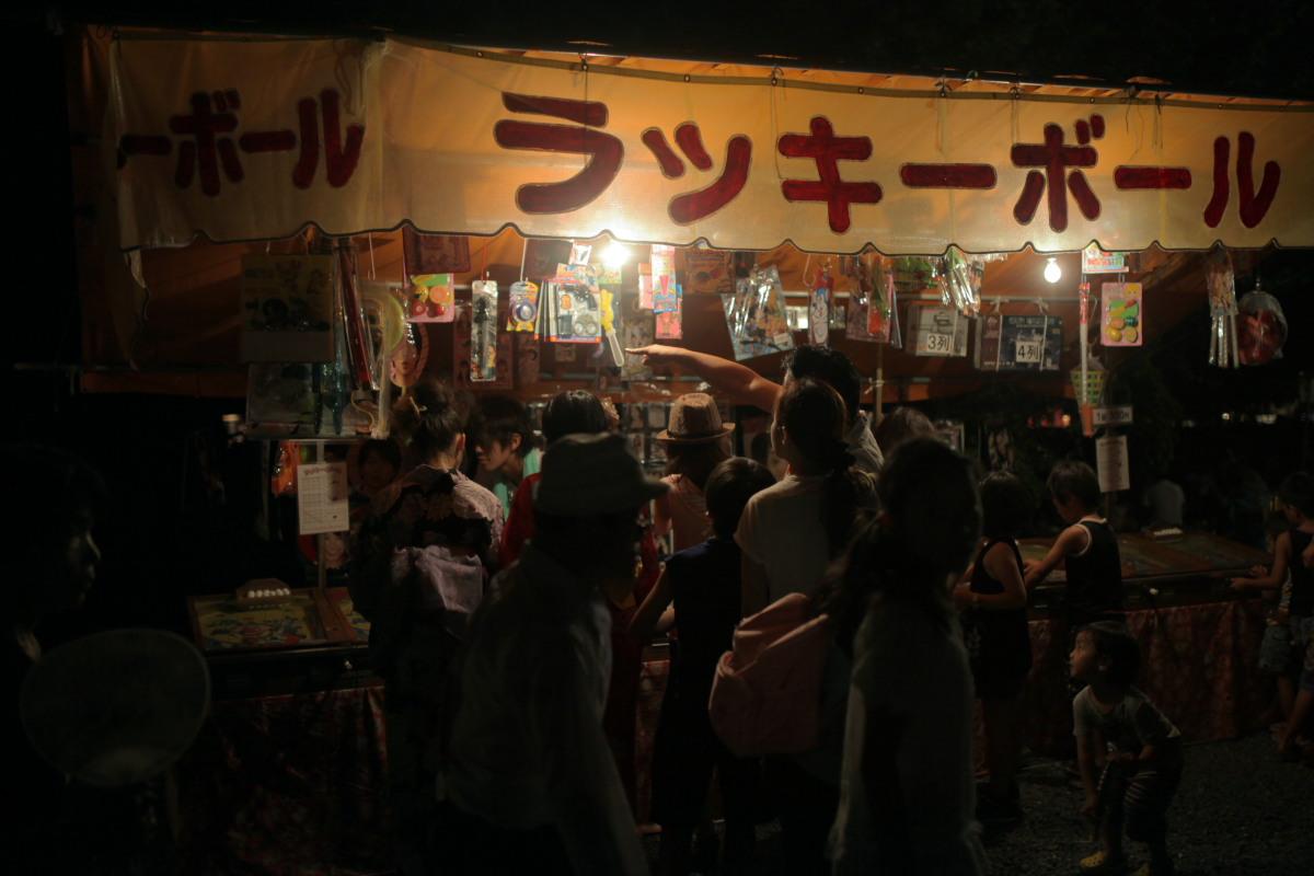 辯天宗夏祭奉納花火大会 の後_f0021869_0101416.jpg