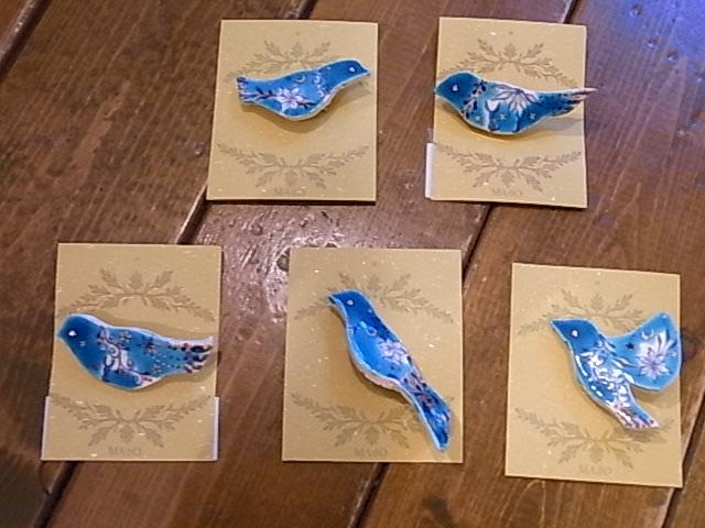 ふくろはこ展あと6日。東急ハンズ「インコと鳥の雑貨展」様子_d0322493_23315638.jpg