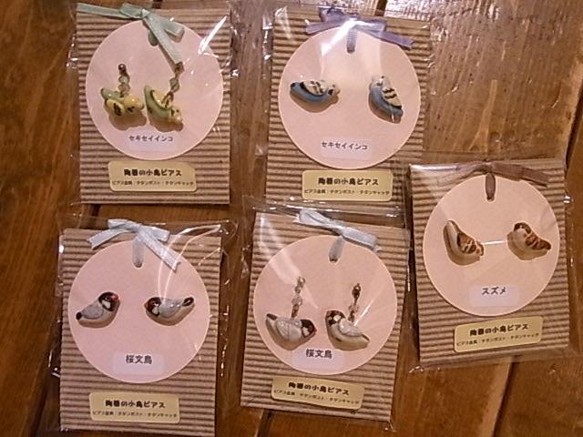 東急ハンズ インコと鳥の雑貨展。関西つうしん定休日です_d0322493_9175754.jpg