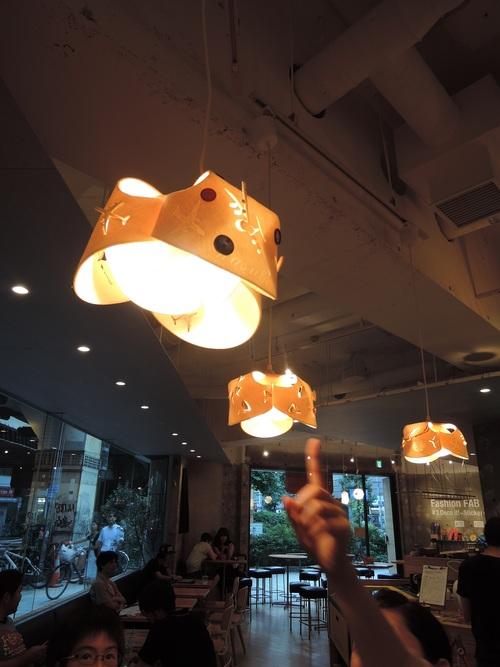 フェルトのlet\'s lightを作ろう!2013夏@fabecafeワークショップレポート_e0253101_10592764.jpg