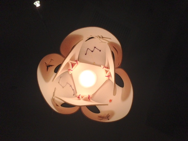 フェルトのlet\'s lightを作ろう!2013夏@fabecafeワークショップレポート_e0253101_12262847.jpg