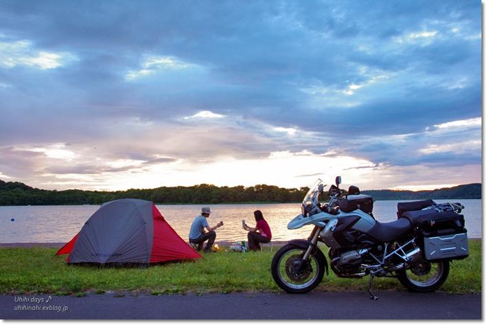 メルヘンの丘と呼人浦でキャンプ!_f0179404_19573844.jpg