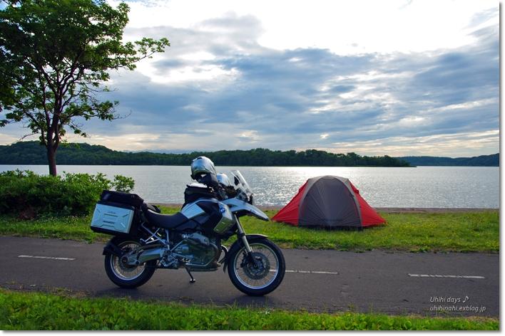 メルヘンの丘と呼人浦でキャンプ!_f0179404_195777.jpg