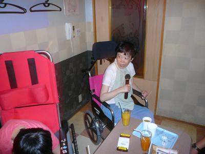 シダックスでカラオケ!_a0154110_16114761.jpg