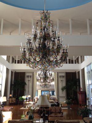 家族旅行ハワイ③ホテルを探検!_d0285416_22213184.jpg