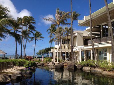 家族旅行ハワイ③ホテルを探検!_d0285416_22213311.jpg