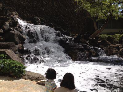 家族旅行ハワイ③ホテルを探検!_d0285416_2221454.jpg