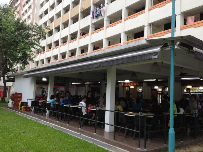 2013 7月 シンガポール(19) お初 Sin Ming Roti Prata @ Sin Ming Road_f0062122_821832.jpg