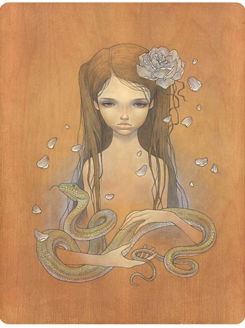 Audrey Kawasaki x Fuco Uedaの展覧会図録_a0077842_1358132.jpg