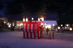 伝統息づく 盆踊り 赤向坂_e0175370_902744.jpg