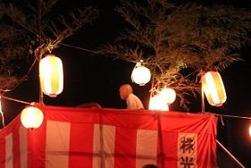 伝統息づく 盆踊り 赤向坂_e0175370_923370.jpg