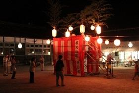 伝統息づく 盆踊り 赤向坂_e0175370_92635.jpg