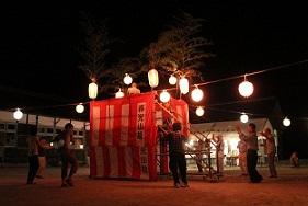 伝統息づく 盆踊り 赤向坂_e0175370_954575.jpg