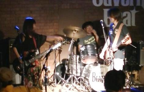 カラフル夏の2デイズライブ、ライブレポ!part3(ジェイバンド~OVER DRIVE)_e0188087_12443150.jpg