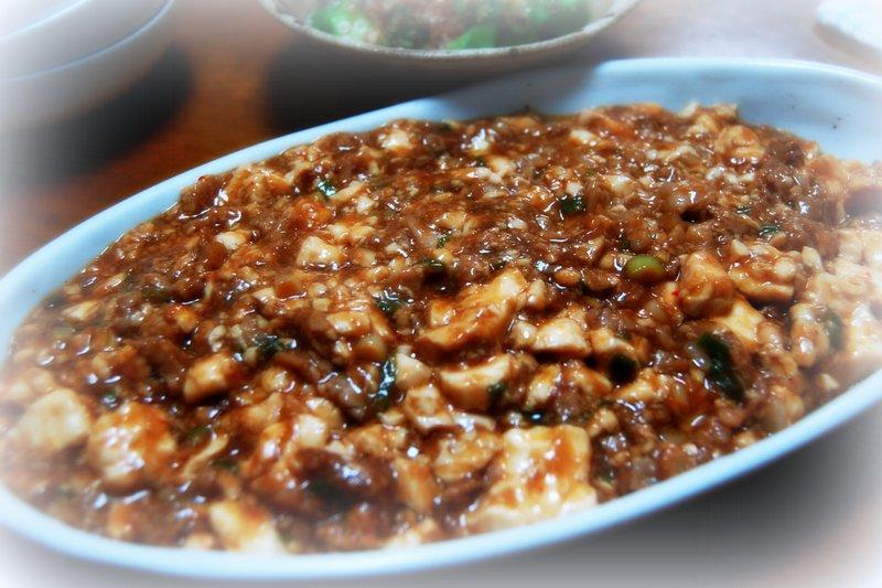麻婆豆腐~~~_c0057390_21273332.jpg
