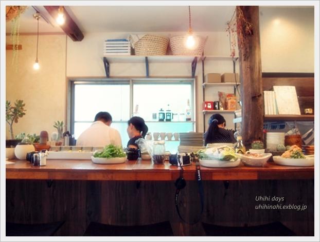 Cafe 戸田日和lab. で ポットラックパーティー♪_f0179404_7272283.jpg