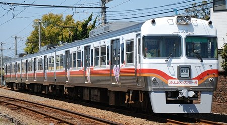 伊予鉄道 3000系_e0030537_21265954.jpg