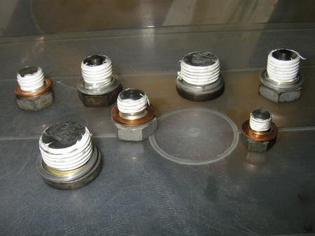 R100RS+クマガヤ 整備点検 (充電回路の交換)_e0218639_1181387.jpg